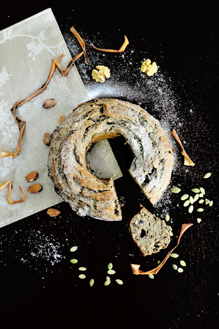 Vegan Buckwheat Banana Bread (Clean)