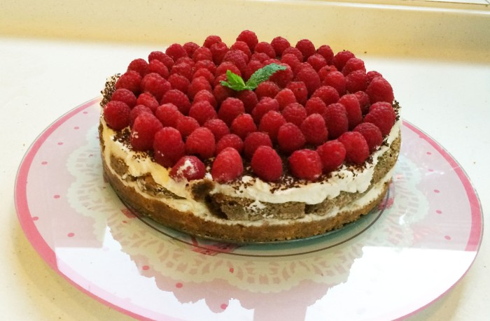 Tiramisu Cheesecake (Cheat)