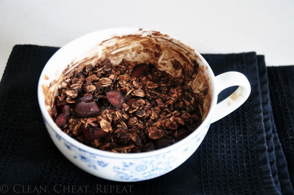 Black_Forest_Baked_Oatmeal-1