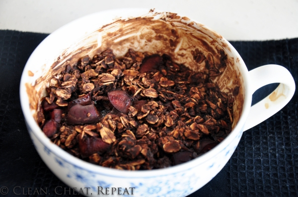 Black_Forest_Baked_Oatmeal-2