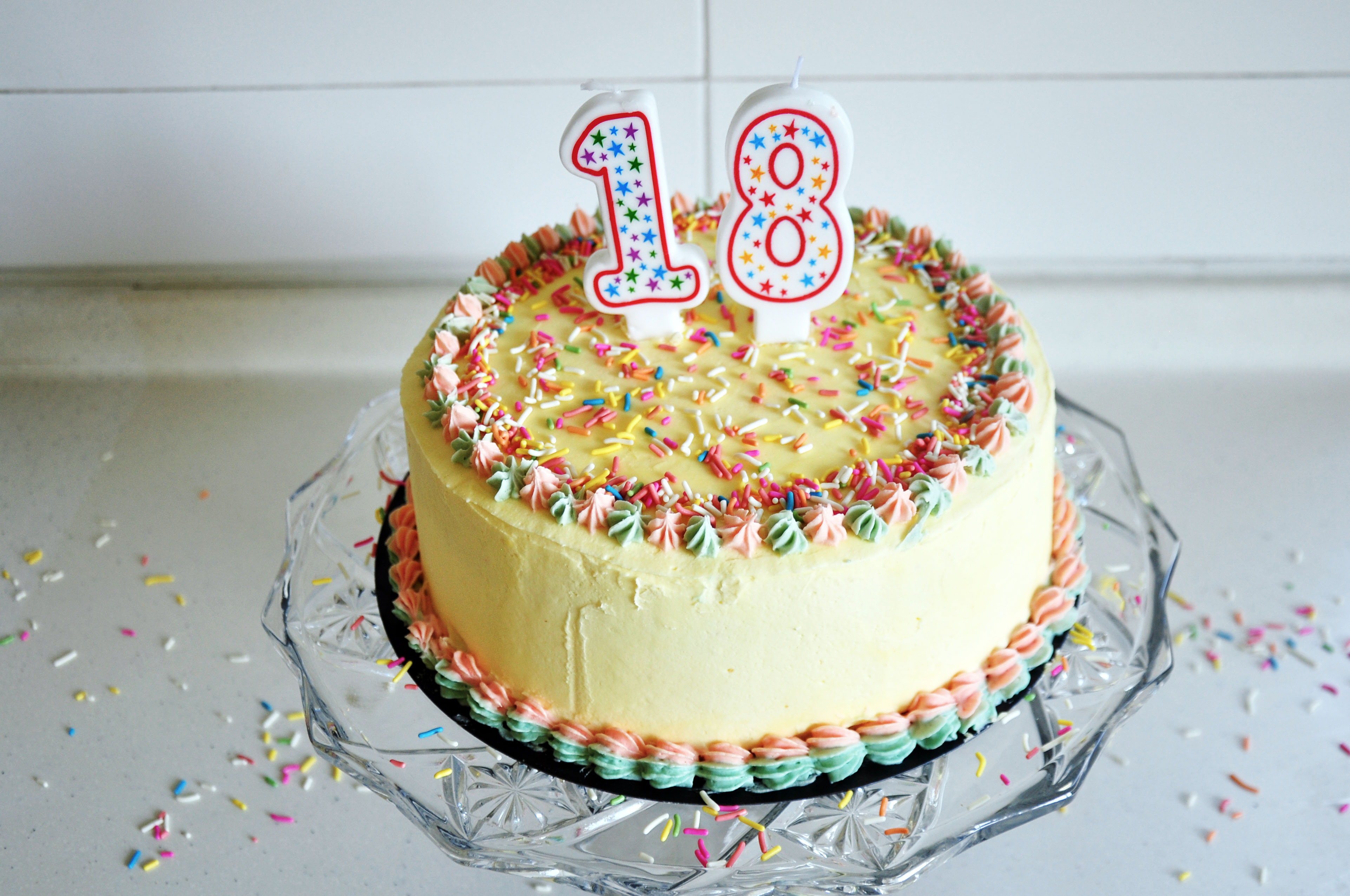 Funfetti Layer Birthday Cake Cheat Clean Cheat Repeat