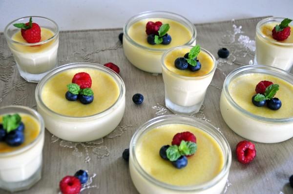 Vanilla Pots De Creme