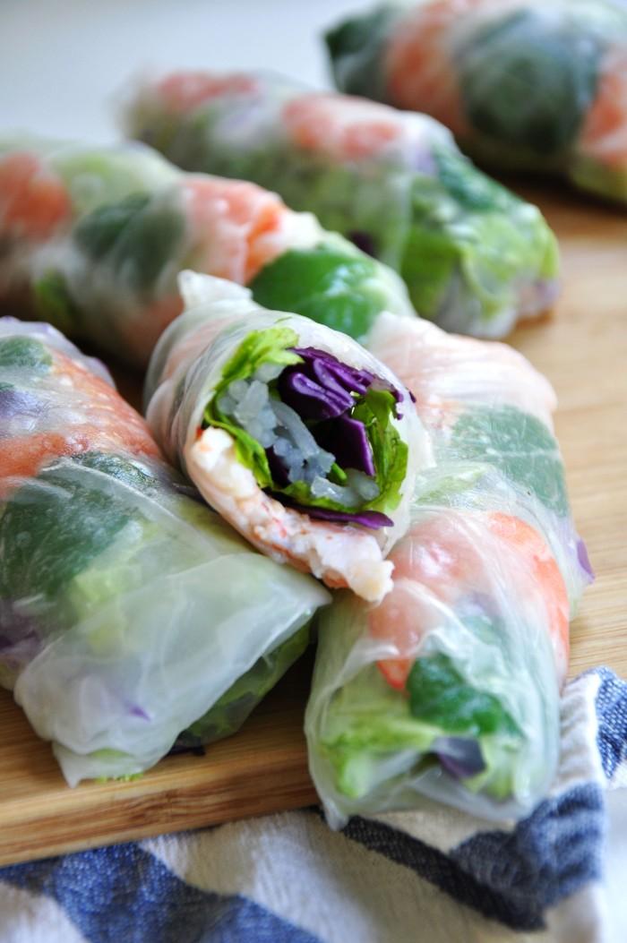 Vietnamese Spring Rolls (Savory)