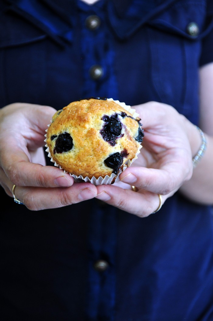 Fluffy Blueberry Muffins - SORTED (Cheat)