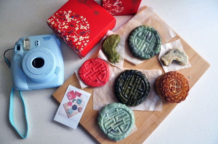 Snowskin Mooncakes (Cheat)